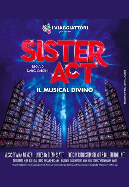 [TEATRO] SISTER ACT - IL MUSICAL